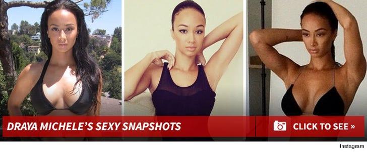 Draya Michele's Sexy Instagram Photos