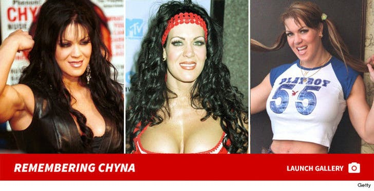 Remembering Chyna