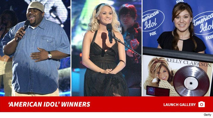 'American Idol' Winners