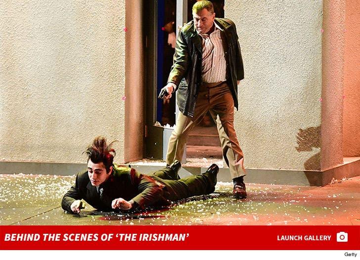 'The Irishman' -- Behind the Scenes