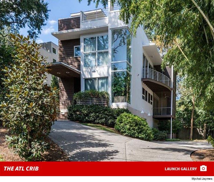 Usher's Atlanta Home