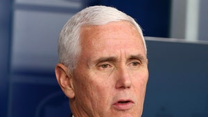 Mike Pence Denies He's Self-Isolating After Staffer Catches Coronavirus