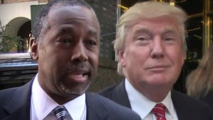 Ben Carson Says President Trump Will 'Get There' On Athletes Kneeling