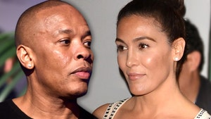 Dr. Dre's Estranged Wife Accused of Stealing Even More Cash from Studio