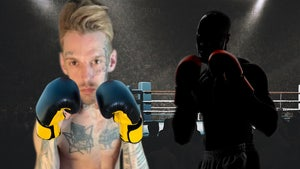 Aaron Carter Signs Celebrity Boxing Contract, Wants Boy Band Opponent