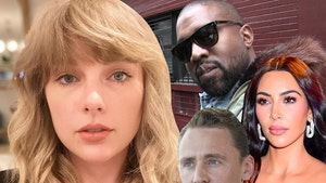 Taylor Swift Drops 'Evermore' and Fans Hear Kimye, Tom Hiddleston References
