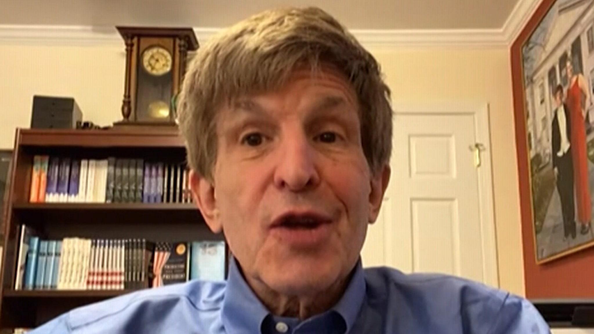 Джо Байден может объединить страну прямо сейчас, говорит историк доктор Аллан Лихтман