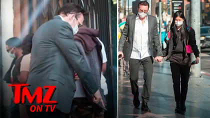 Nic Cage Shows His Wife His Hollywood Walk Of Fame Star   TMZ TV.jpg