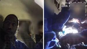 Marshon Lattimore Gun Arrest Video, Cops Warned NFL Star 'You're Gonna Shoot Your Dick Off'