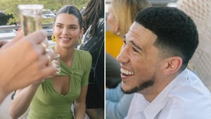 Devin Booker Has Boozy Lunch With Kendall Jenner After Romantic Lake Trip