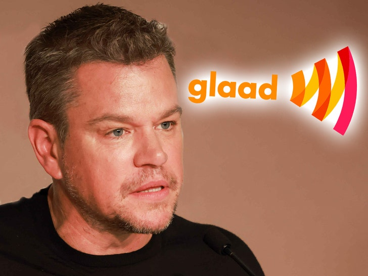 GLAAD responds to Matt Damon's remarks
