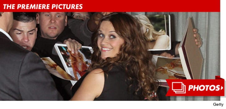 Reese Witherspoon -- The Premiere Pics