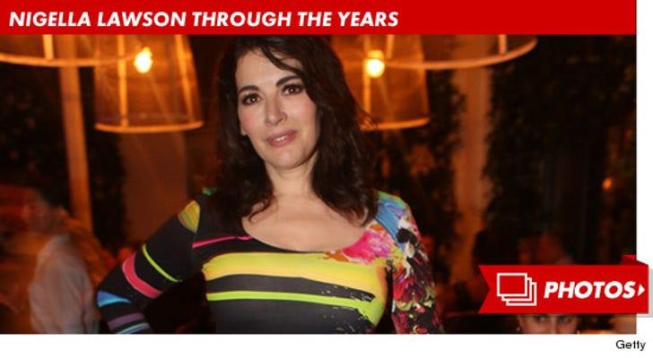 Nigella Lawson Through The Years