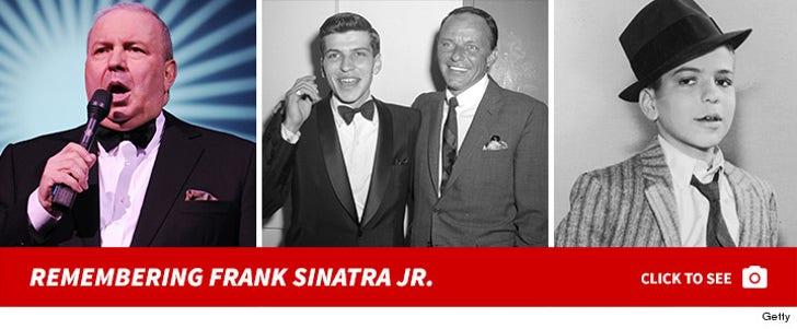 Remembering Frank Sinatra Jr