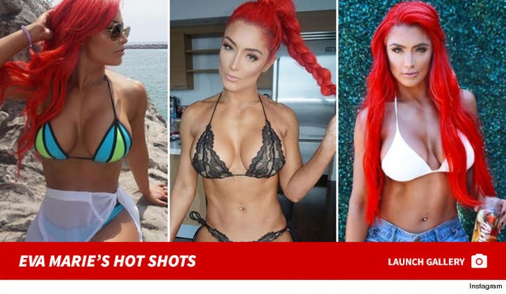 Eva Marie's Hot Shots