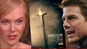 Scientology Attacks Hit Flick ... Our Main Accuser's a Liar!