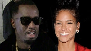 Diddy Takes High Road and Congratulates Ex Cassie and Her BF on Pregnancy