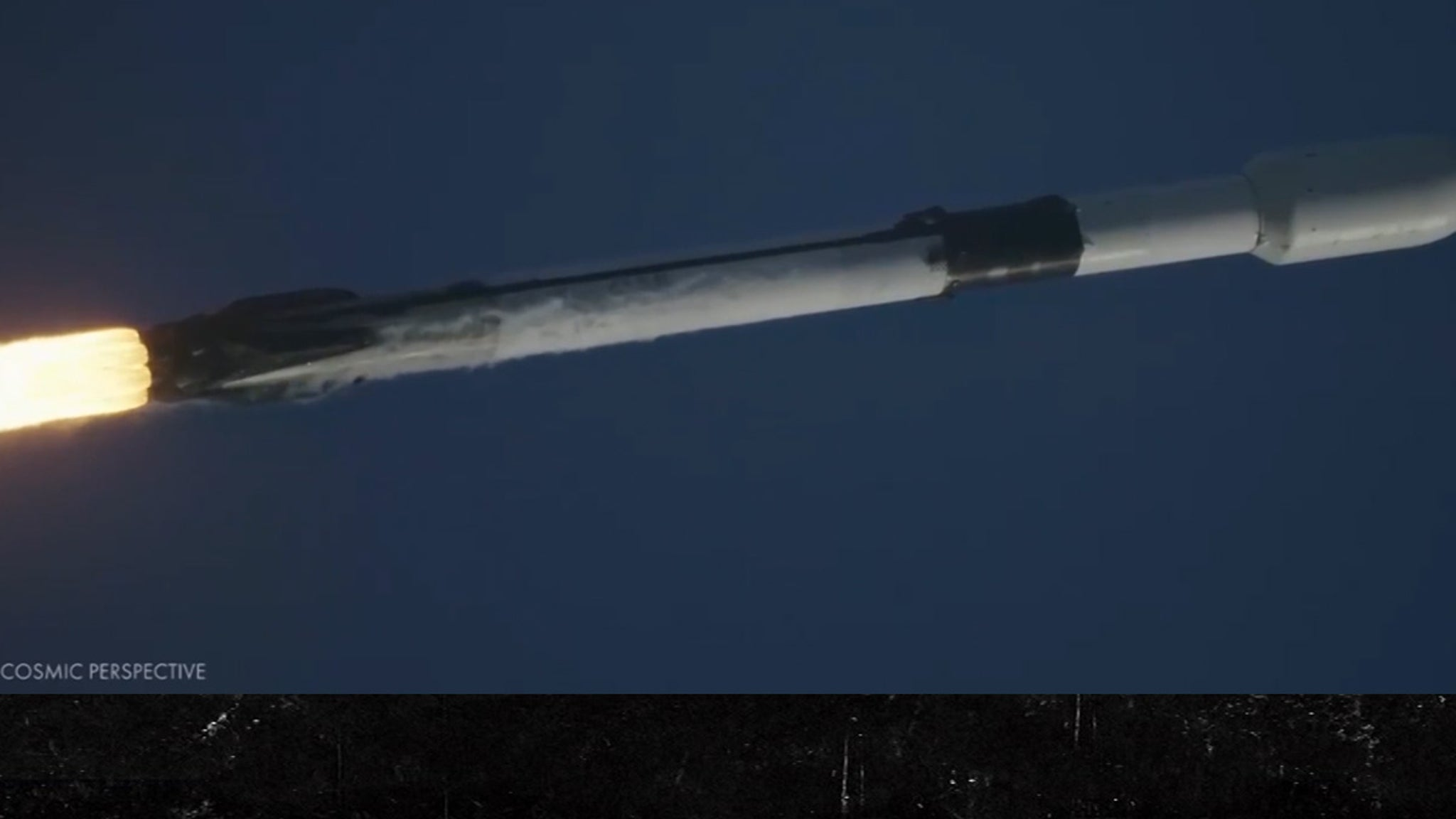 SpaceX Extreme Close-Up of Rocket Launch ... Falcon 9 Does it Again!!!