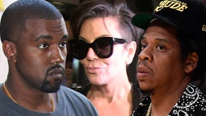 Kanye West Makes Nice with Kris Jenner, Says He Misses Jay-Z