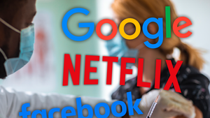 Netflix, Facebook & Google To Require Vaccinations for Employees, Actors