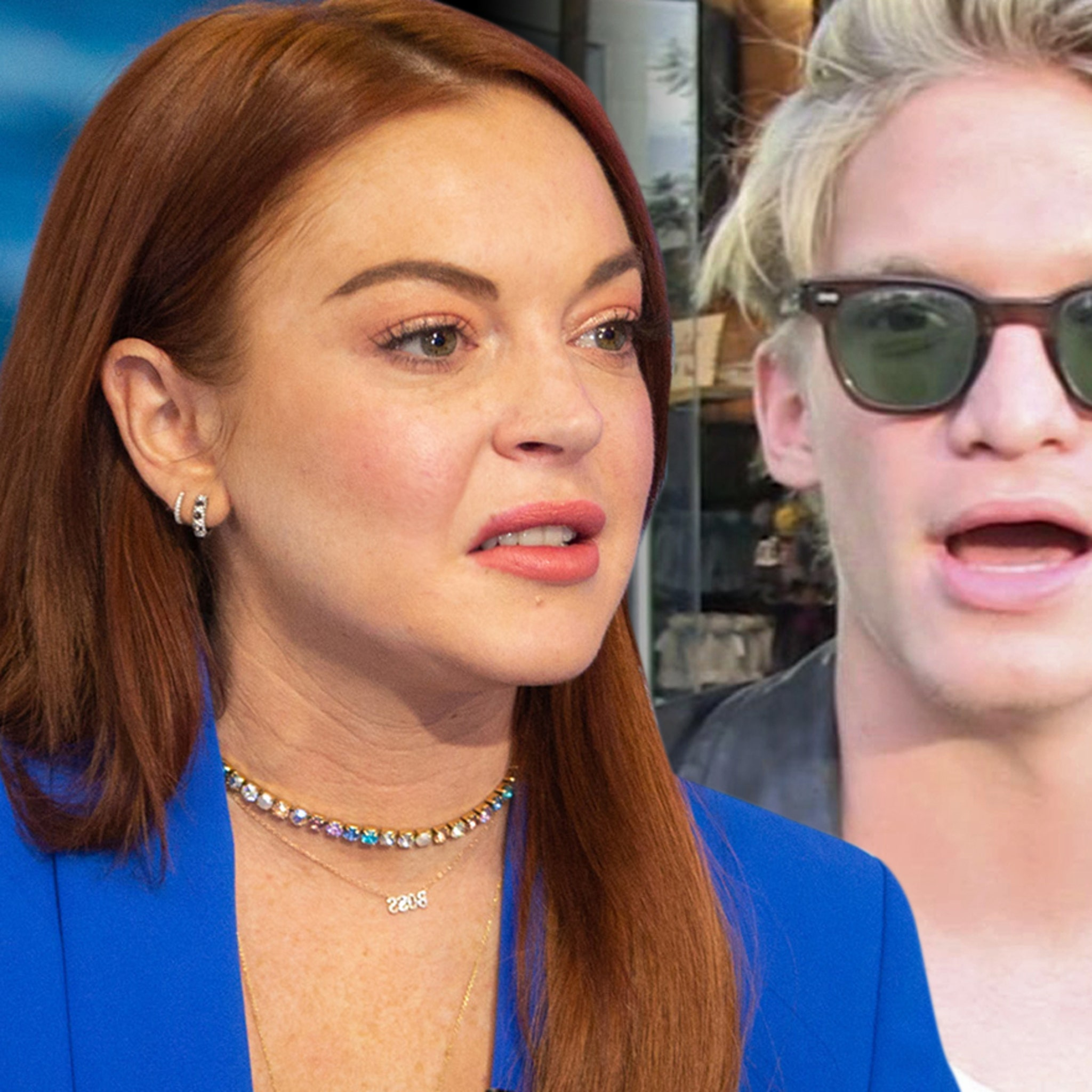 Lindsay Lohan Calls Out Cody Simpson, Shades Miley Cyrus