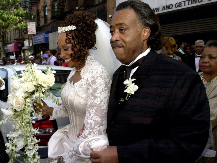 Al Sharpton Files for Divorce from Estranged Wife of Over 15 Years, Kathy Jordan