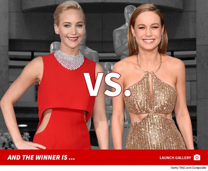 Who'd You Rather? Oscars 2016 Edition