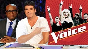 The Voice' Makes Big Move to Kill 'X Factor'