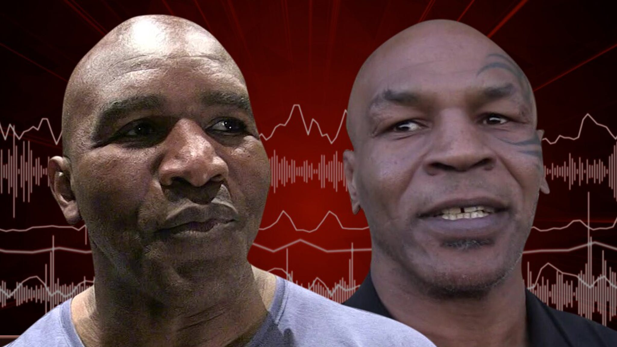 Evander Holyfield to Mike Tyson, I Bit Someone In The Ring Too!!