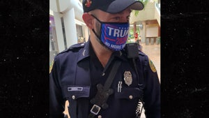 Miami Cop Wearing Trump Mask at Polling Site Violated 'Intimidation' Policy