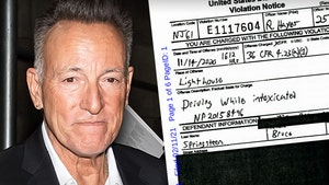 Read Bruce Springsteen Police Report: 'Swaying' and Glassy-Eyed During DWI