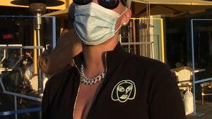 Amber Rose Supports Taylor Swift Ripping Netflix for Sexist Joke