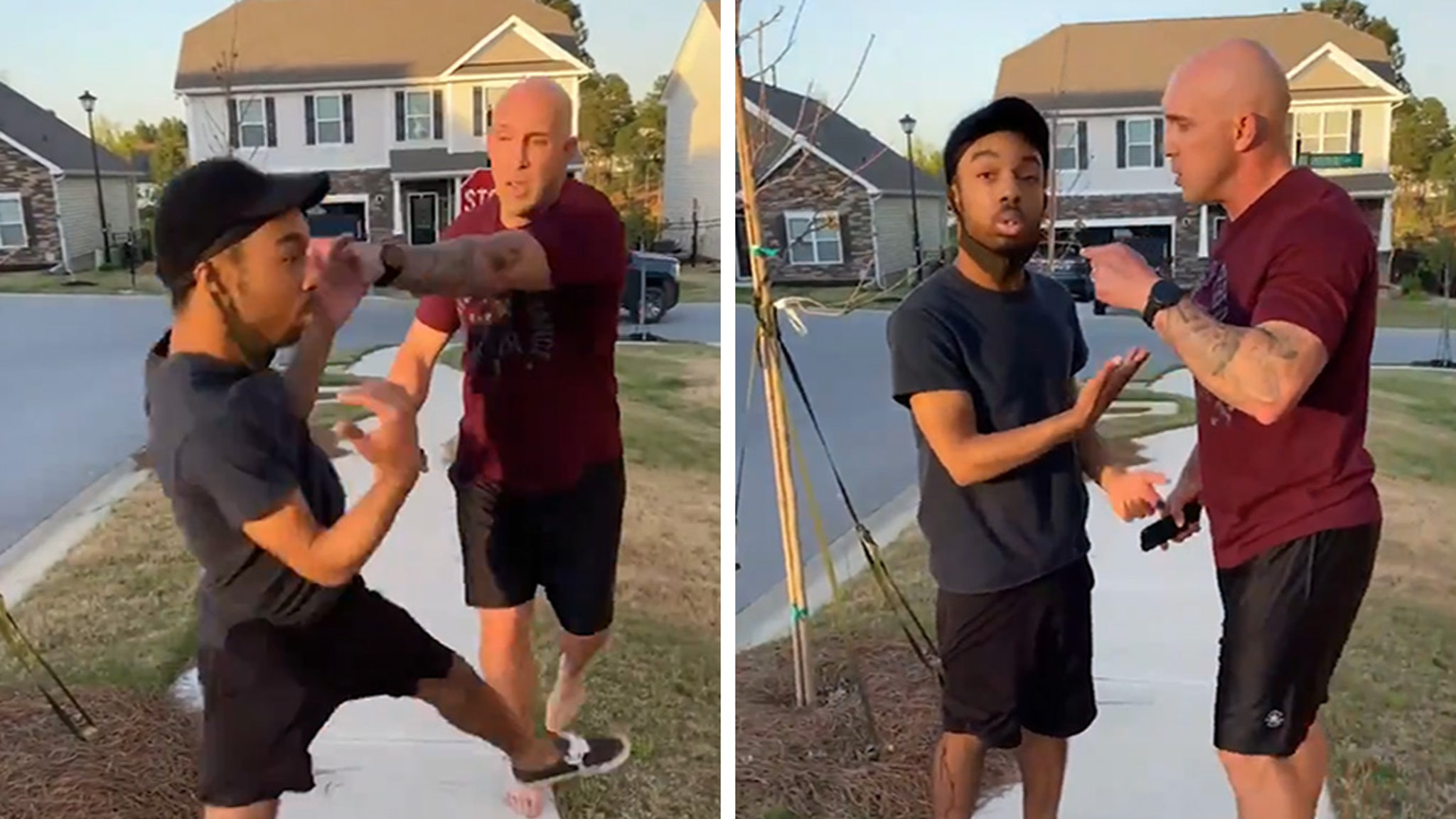 Army Sgt. Suspended for Confronting Black Man Walking Through Neighborhood