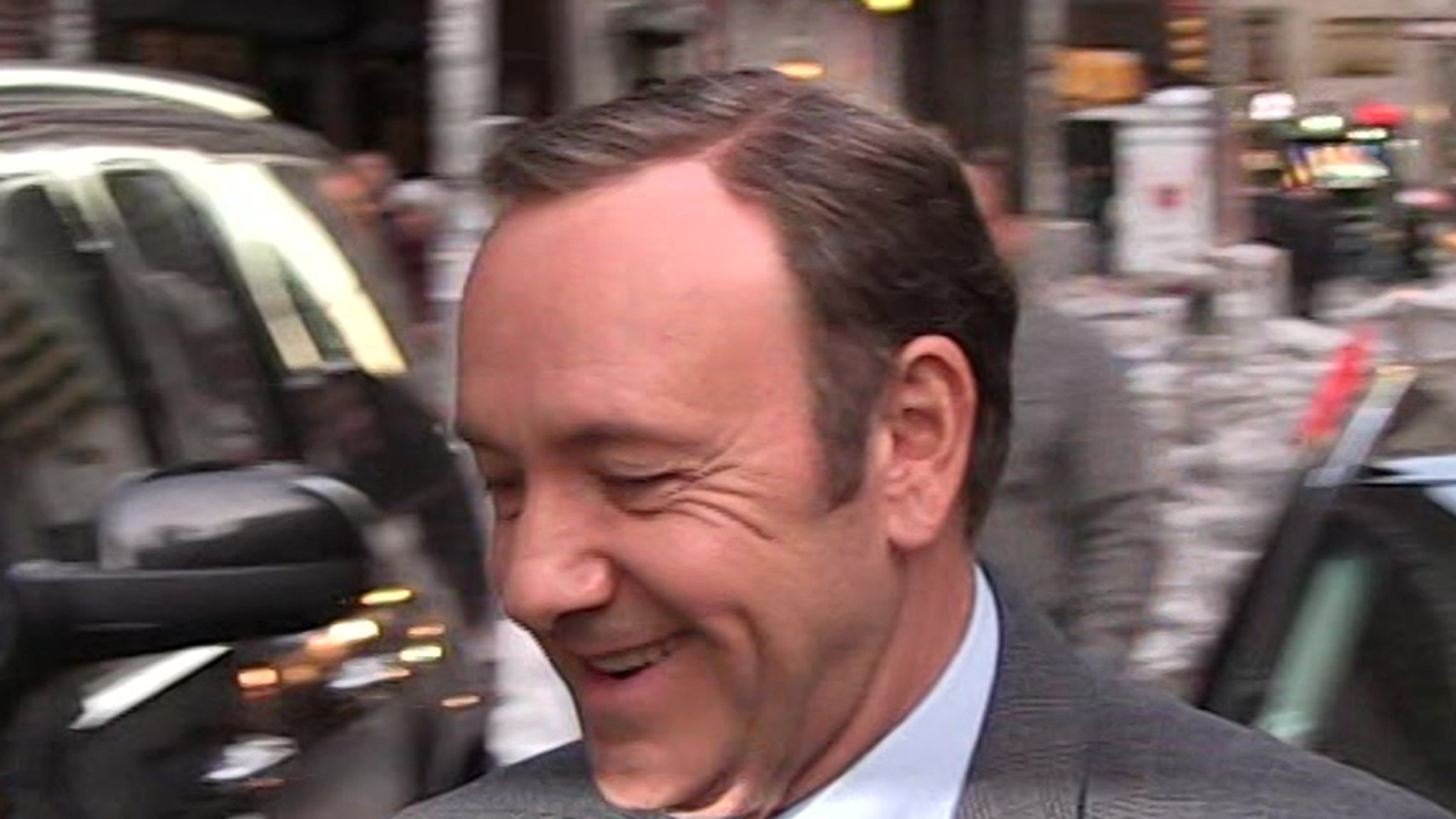 Kevin Spacey Books First Movie Role Since Scandal, Shooting in Italy