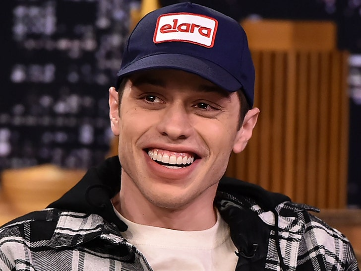 First Rule of a Pete Davidson Show: Don't Talk About It