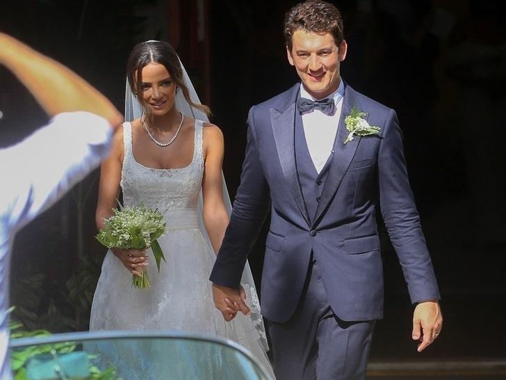 Miles Teller Marries Keleigh Sperry In Maui