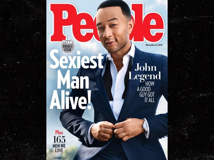 Image result for john legend people's sexiest man alive