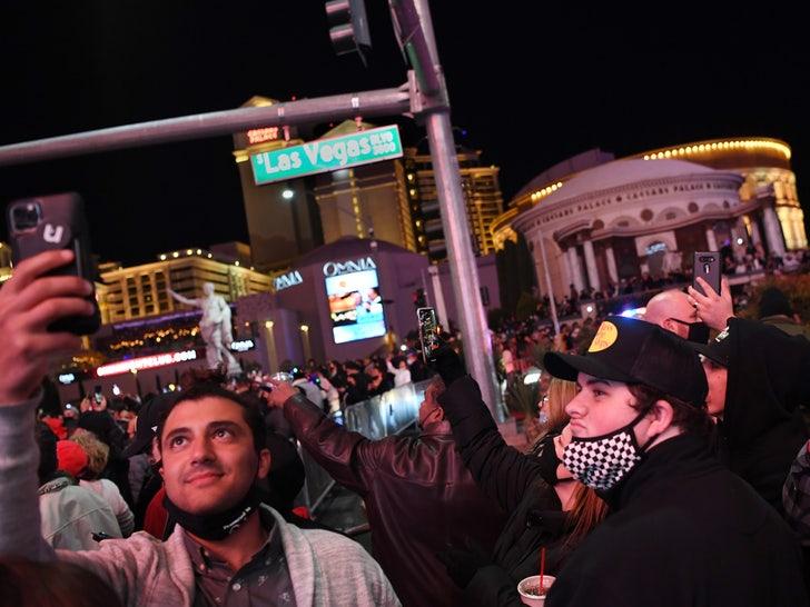 Vegas New Years 2020