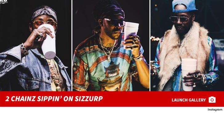 2 Chainz -- Sizzurp Snapshots