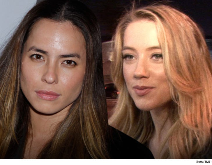 Amber Heard: Ex GF Claims Domestic Violence Incident Was ...