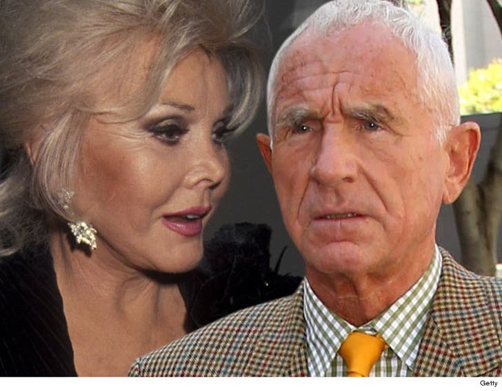 Zsa Zsa Gabors Adopted Son Dies Days After Her Death