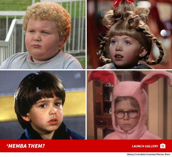 Holiday Movies: 'Memba Them?!