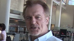 Stephen Collins -- Home Free in Child Molestation Investigations
