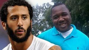 Colin Kaepernick -- Alton Sterling Killing Is Modern Day Lynching