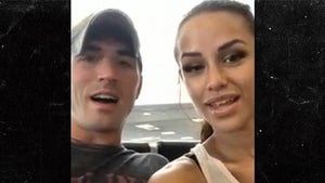 'Amazing Race' Winners Cody & Jessica Want Evel Dick to Get an Invite