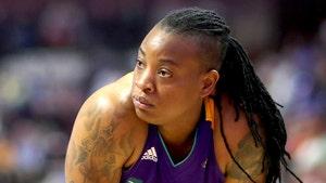 WNBA's Riquna Williams Suspended After Domestic Violence Arrest