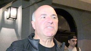 Kevin O'Leary Back on 'Shark Tank' Set After Fatal Boat Crash