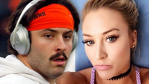 Baker Mayfield's Wife Goes After Browns Reporters Now Too