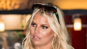Jessica Simpson's Book Tour Security Beefing Up After Anti-Fur Protests