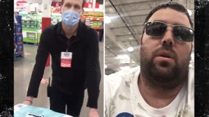 Costco Employee Boots Customer, Takes Cart for Refusing to Wear Mask